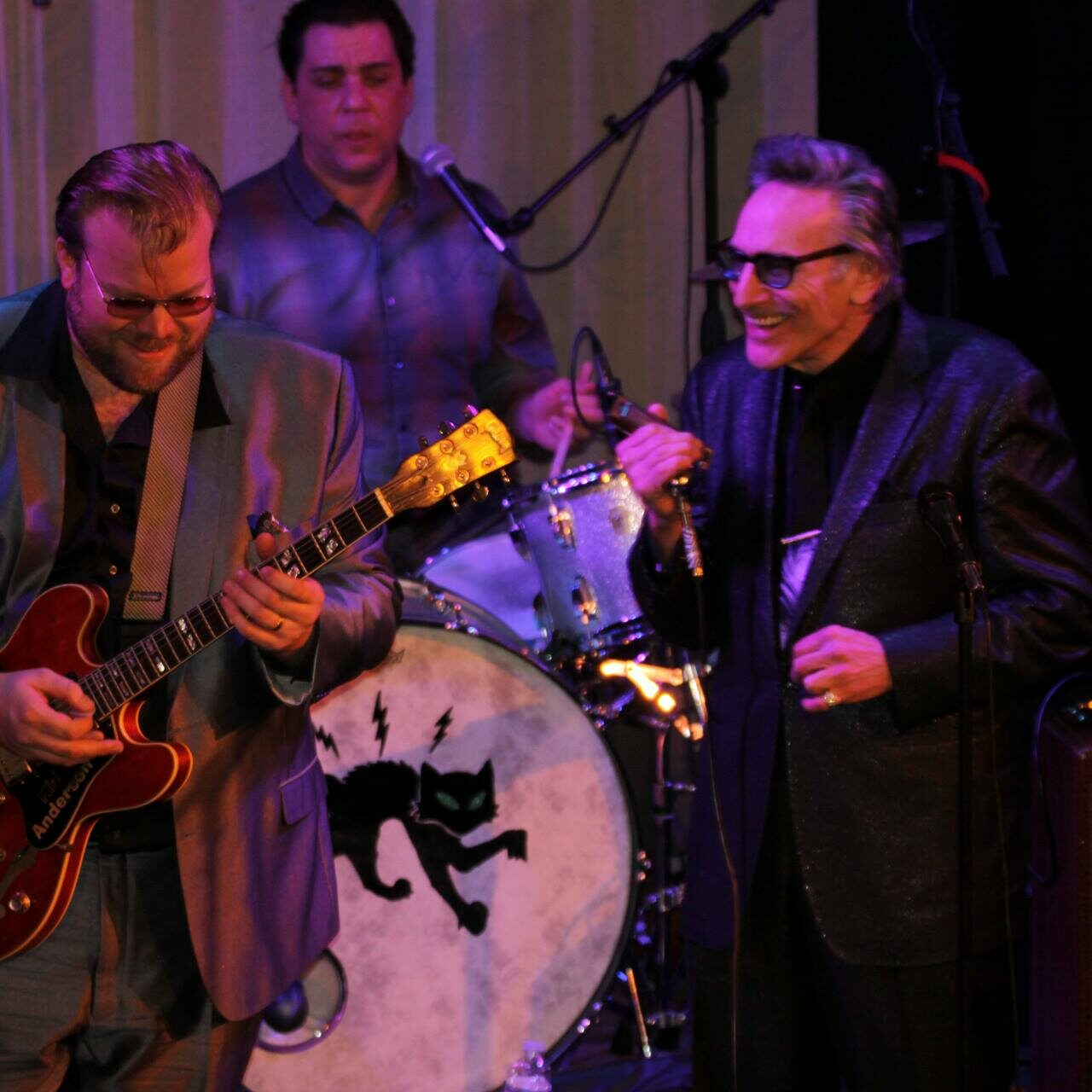 blues on the coast Rick Estrin & the Nightcats
