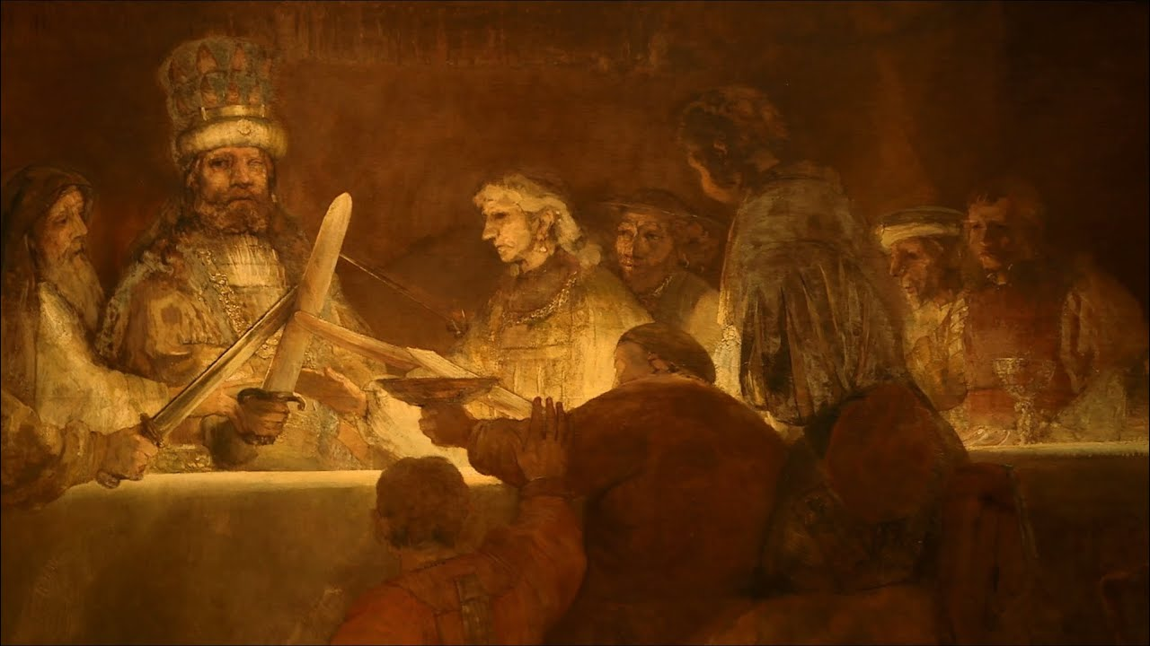 Rembrandt On Screen