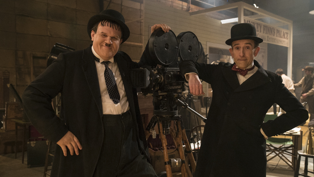 Stan and Ollie at the Arena Theater Cinema