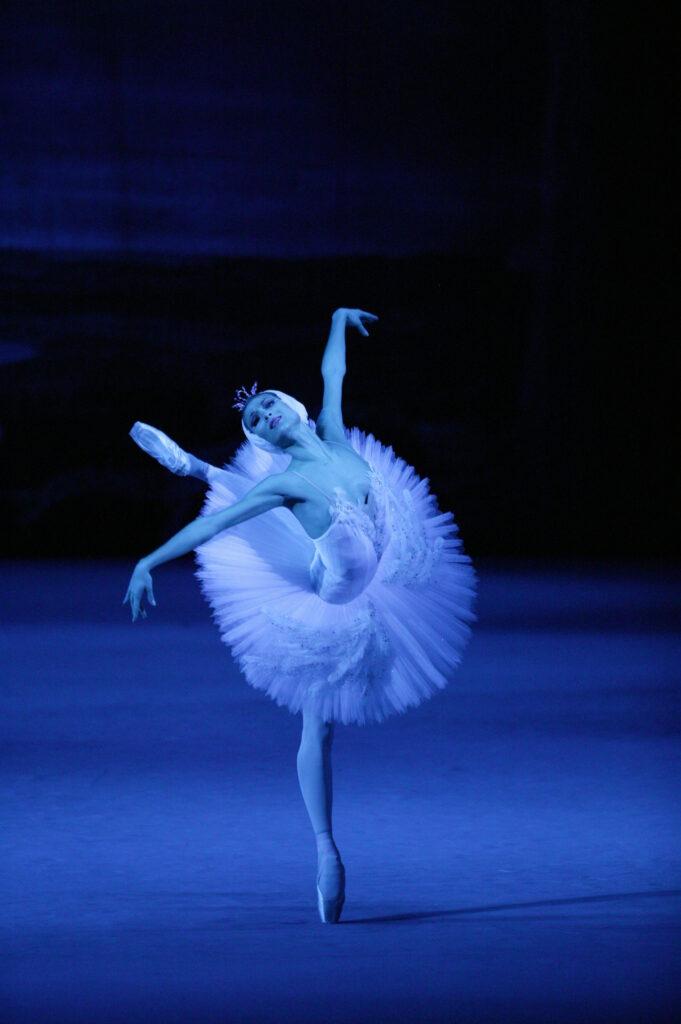 swan lake tchaikovsky bolshoi ballet telecast at Arena Theater