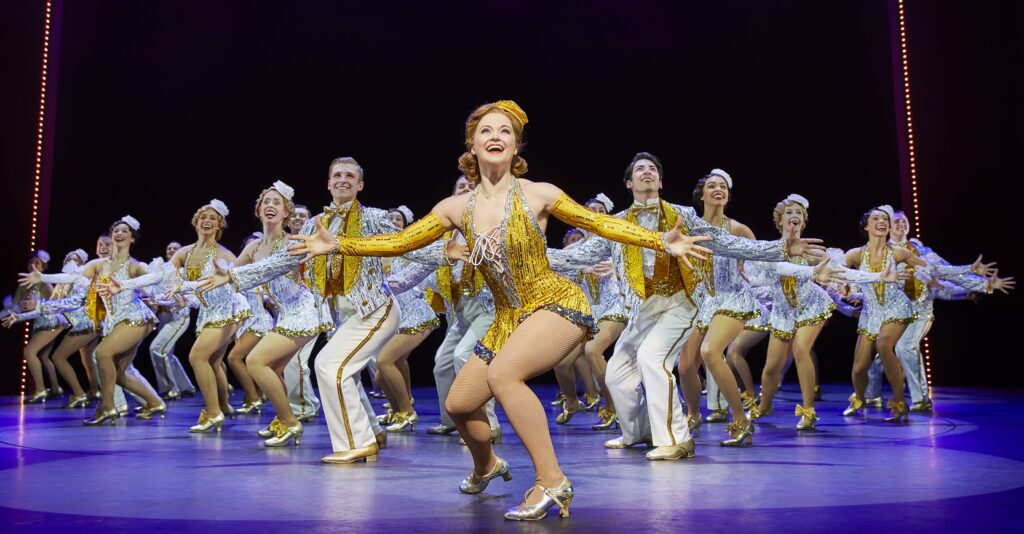 42nd Street Musical telecast at Arena Theater