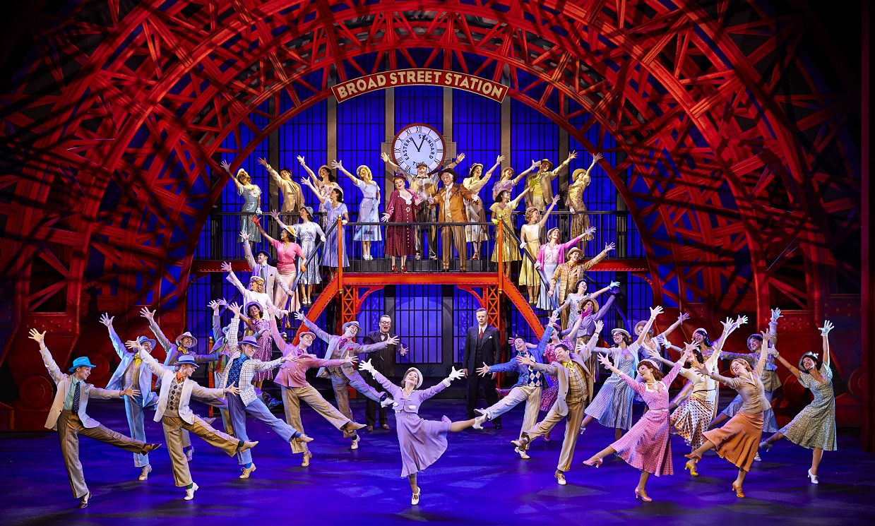 42nd Street - The Musical at Arena Theater