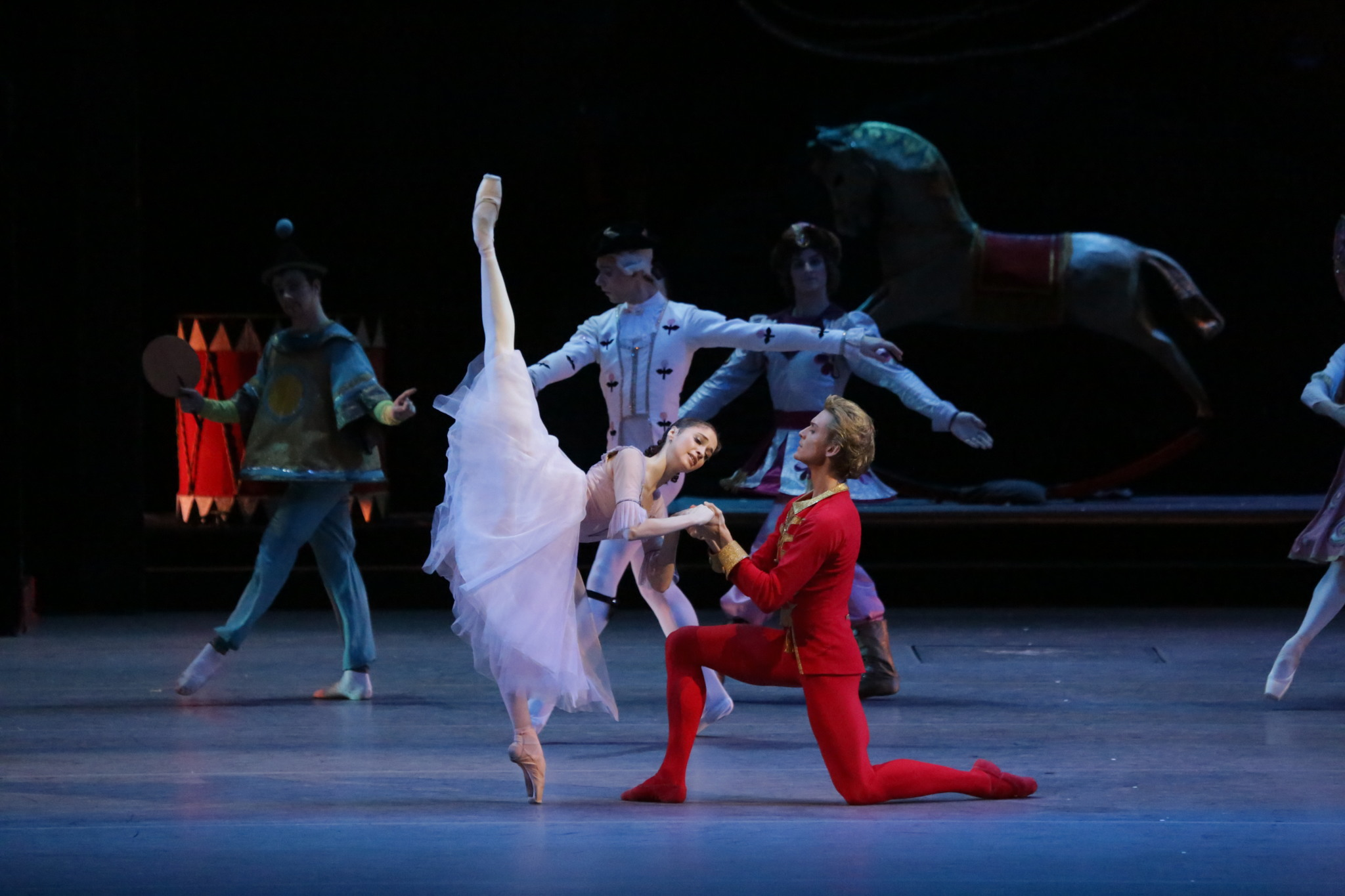 The Nutcracker Bolshoi Ballet at Arena Theater