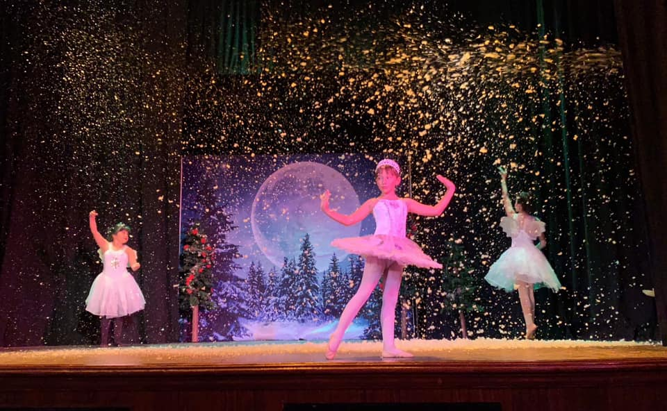 A Winter Forest Tale at Arena Theater