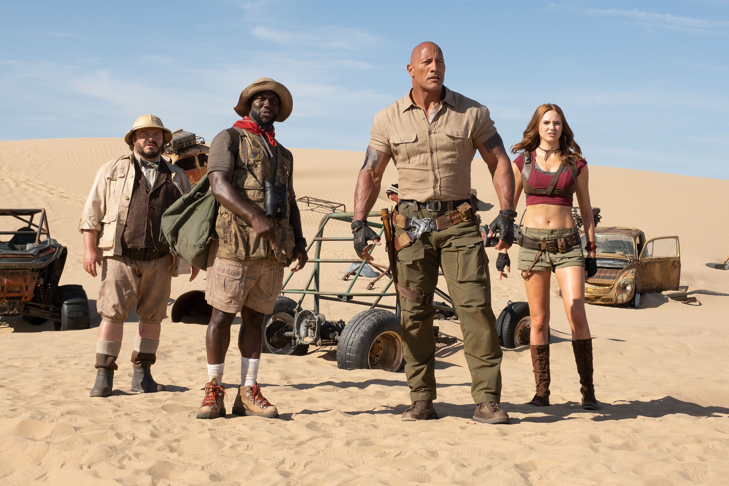 Jumanji: The Next Levela at Arena Theater