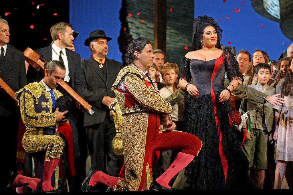 Carmen at Arena THeater