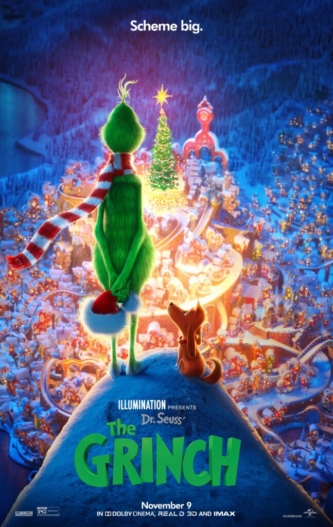 The Grinch at Arena Theater