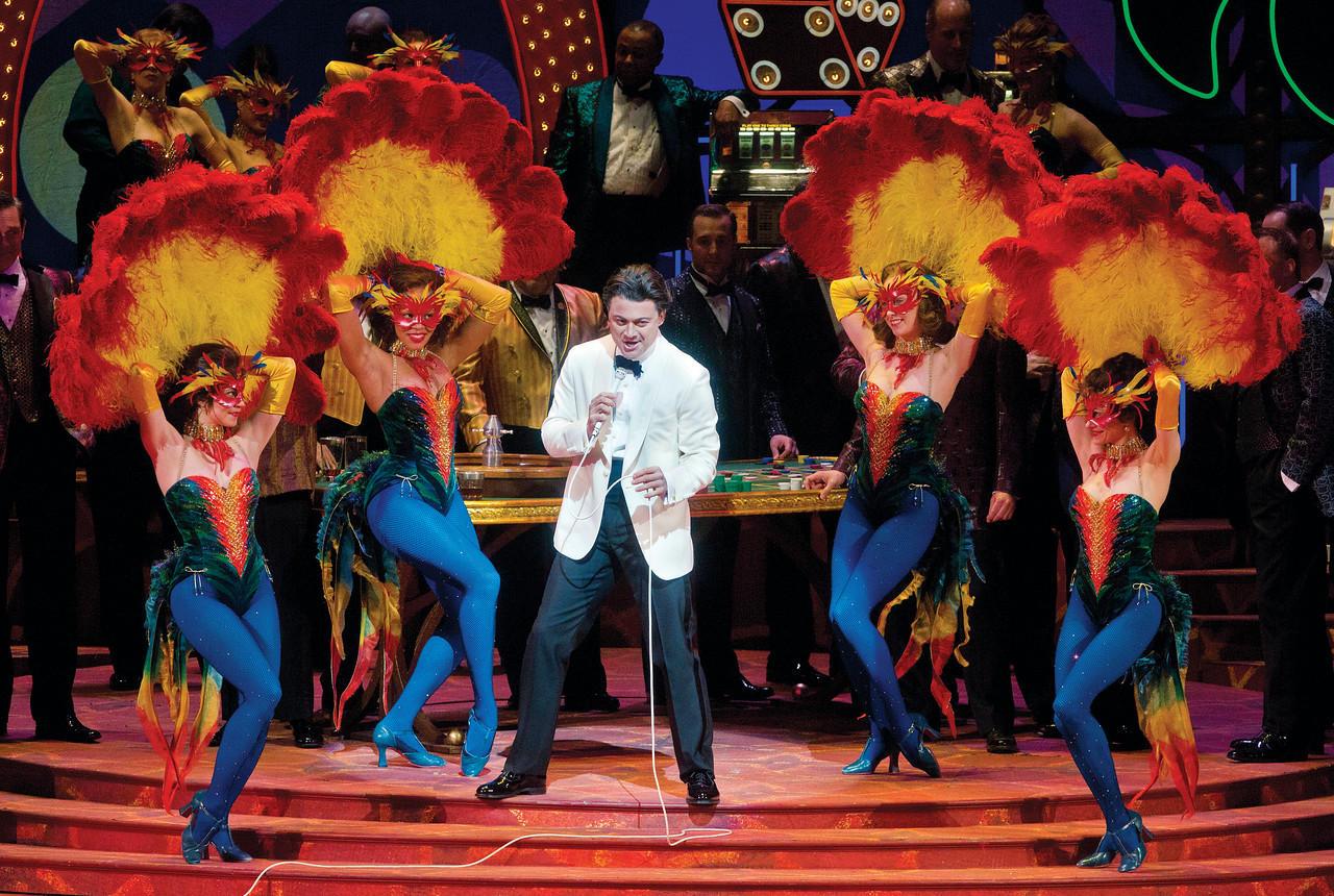 Rigoletto at Arena THeater