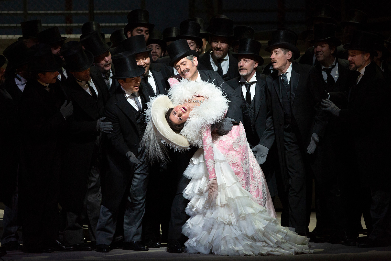 manon at arena theater