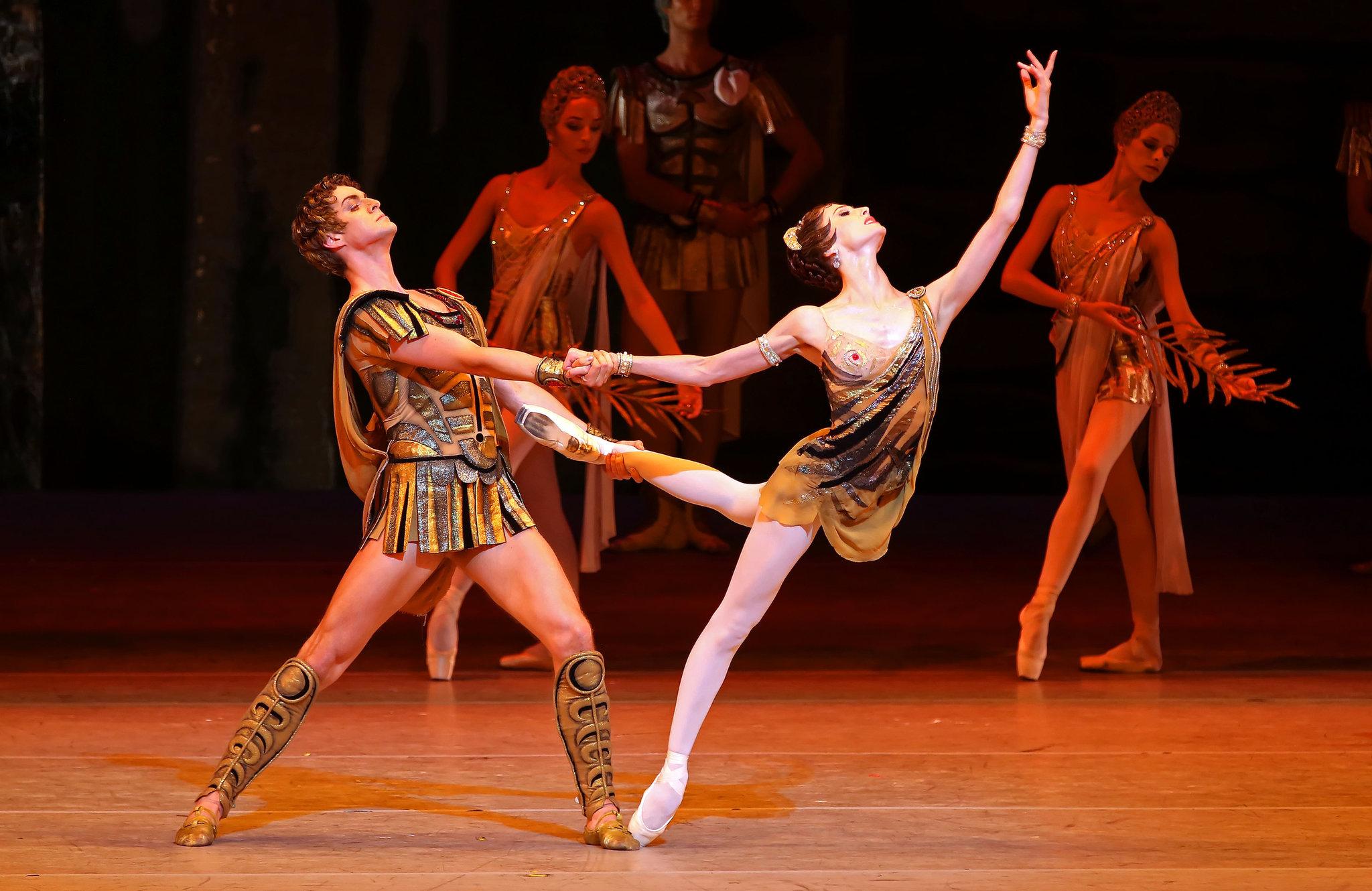 spartacus bolshoi at arena theater